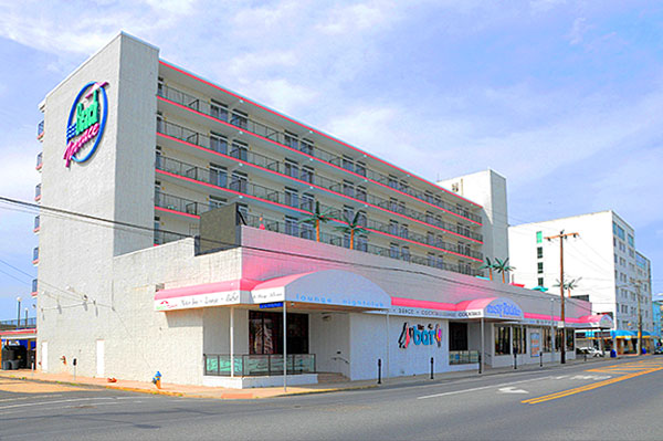 the beach terrace motor inn wildwood motel